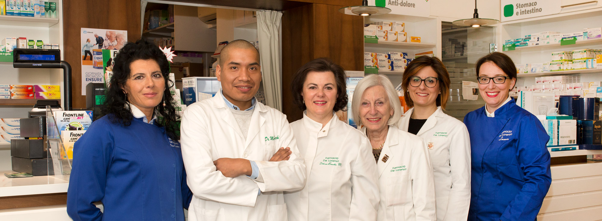 Team Farmacia De Lorenzo
